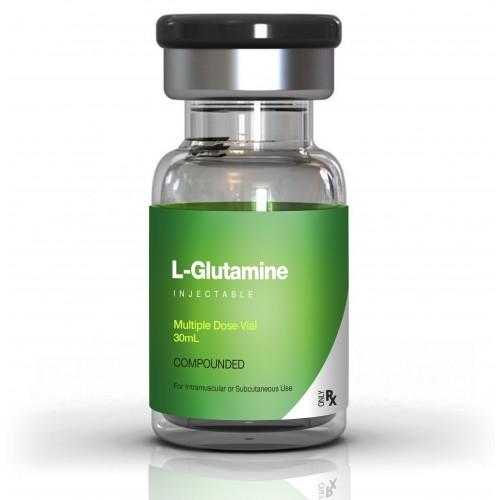 Glutamine Injections - 25mg/mL - 30mL vial