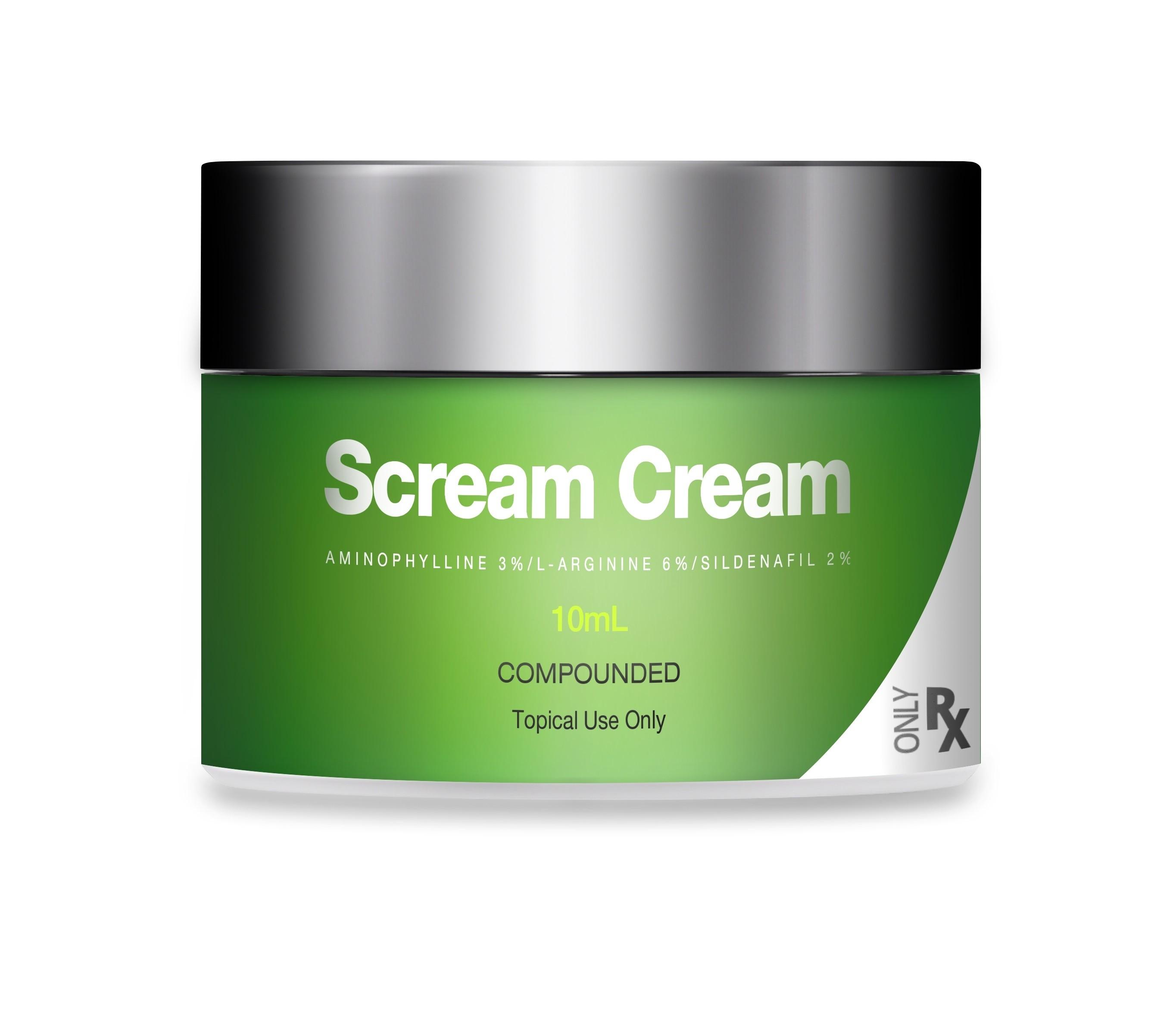 Buy Scream Cream