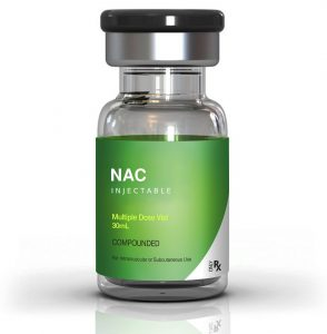 N-acetylcysteine injections